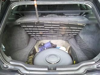 АГУ в багажника